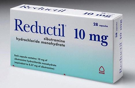 Reductil Genérico 10mg