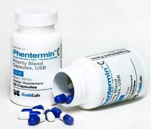 Phentermine Hydrochloride 37.5mg