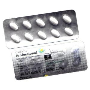 Cialis Professional Genérico 20mg